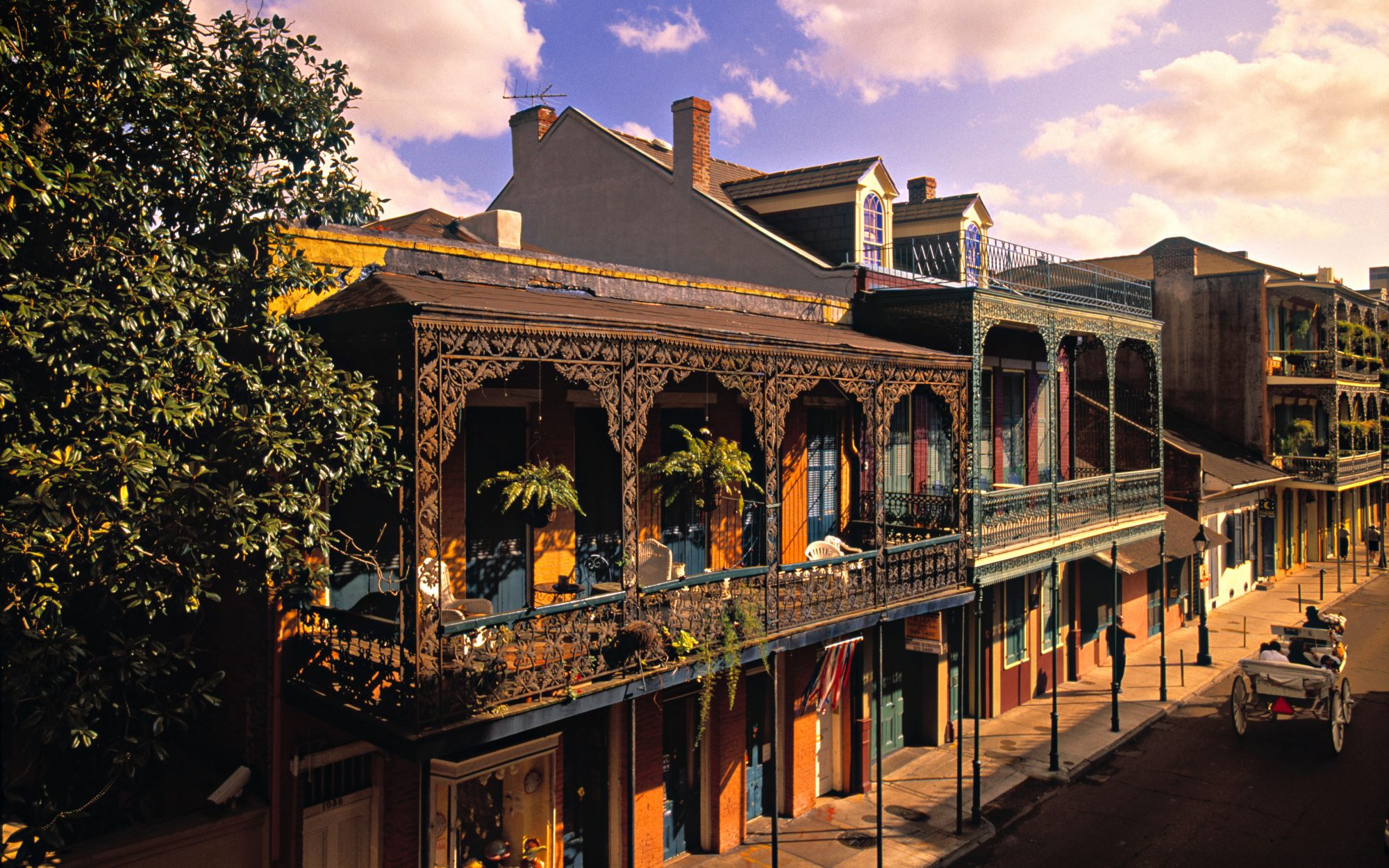 America's Most Romantic Cities: No. 4 New Orleans