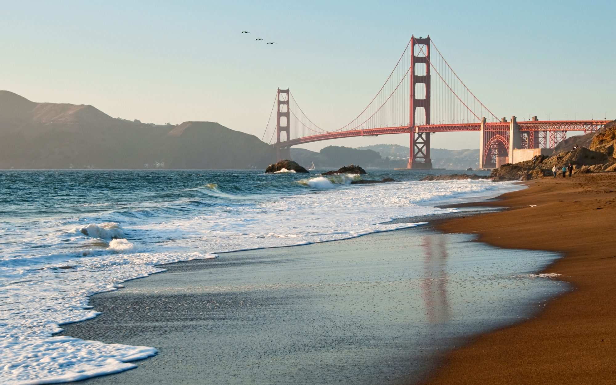 America's Most Romantic Cities: No. 3 San Francisco