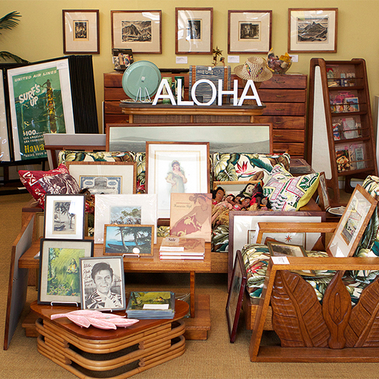 Michael Kors's Guide to Hawaii: Manu Antiques