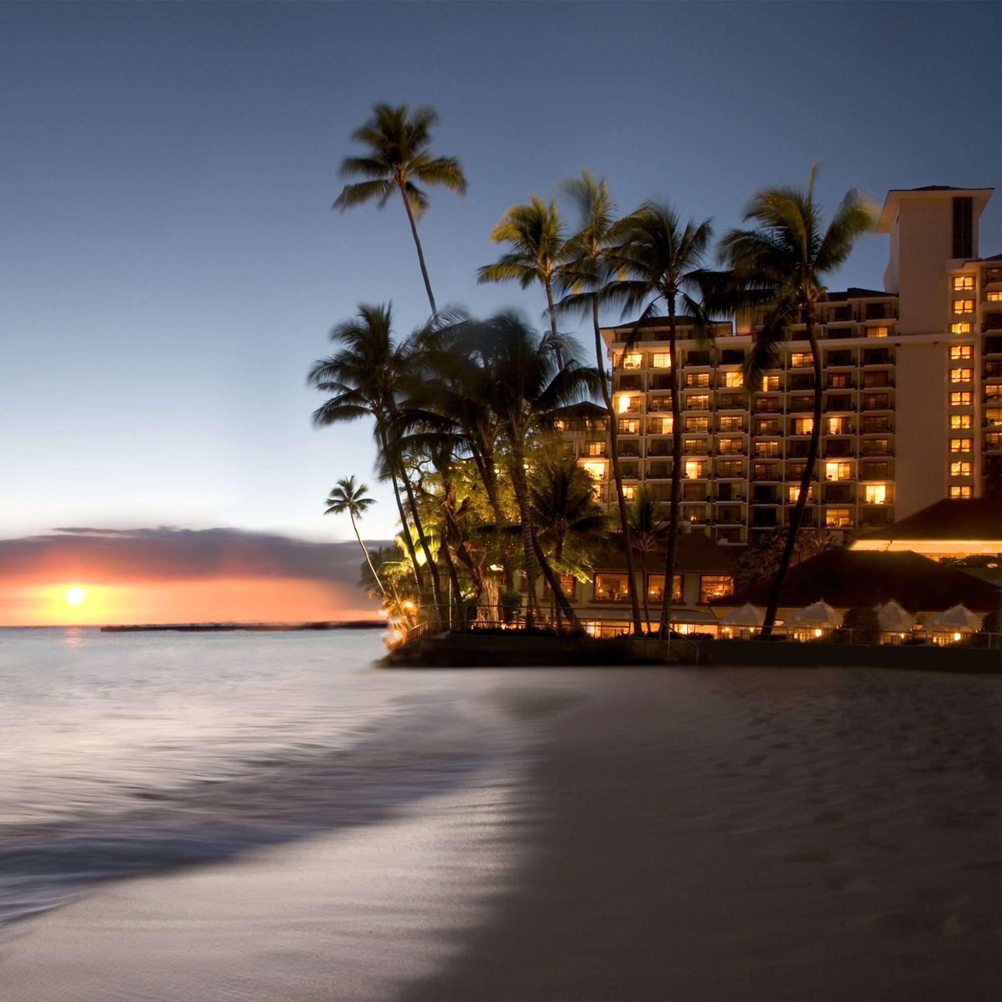 Michael Kors's Guide to Hawaii: Halekulani Hotel