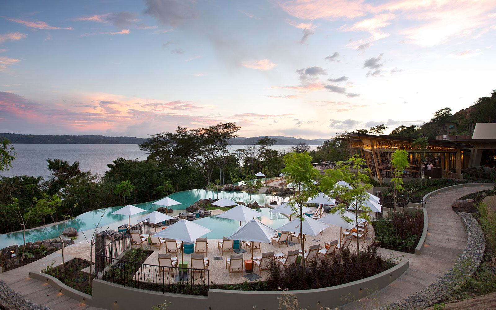It List: The Best New Hotels 2015: Style Setter: Andaz Peninsula Papagayo Resort, Costa Rica