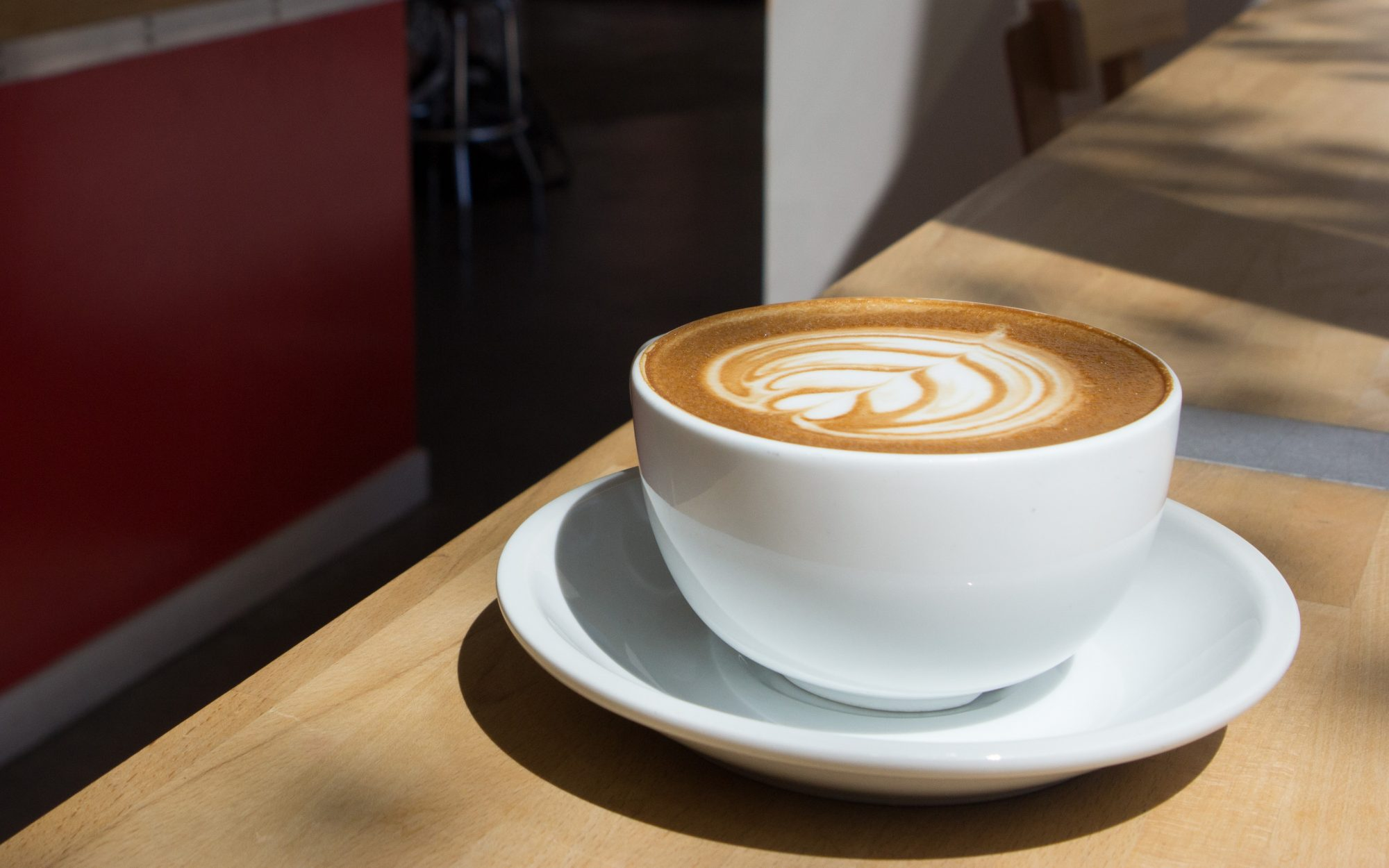 Best College Coffee Shops: Voltage Coffee & Art in Cambridge, Massachusetts
