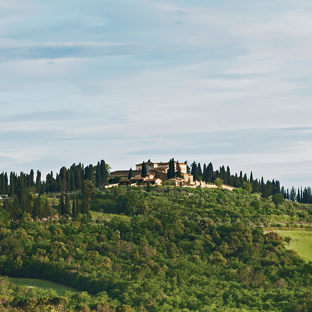 Best Views in Tuscany