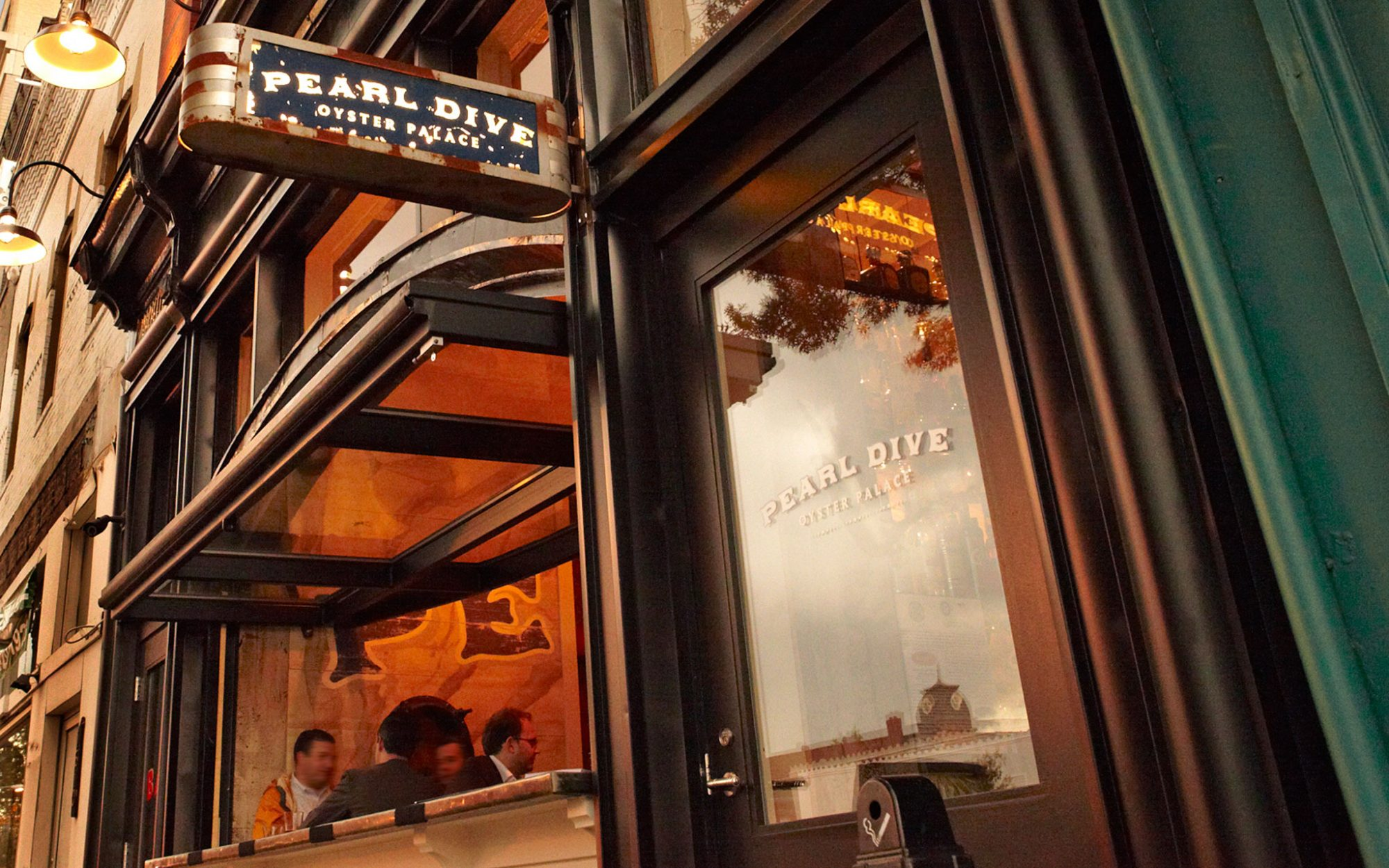 Best Chef's Tables in America: Pearl Dive Oyster Palace in Washington D.C.