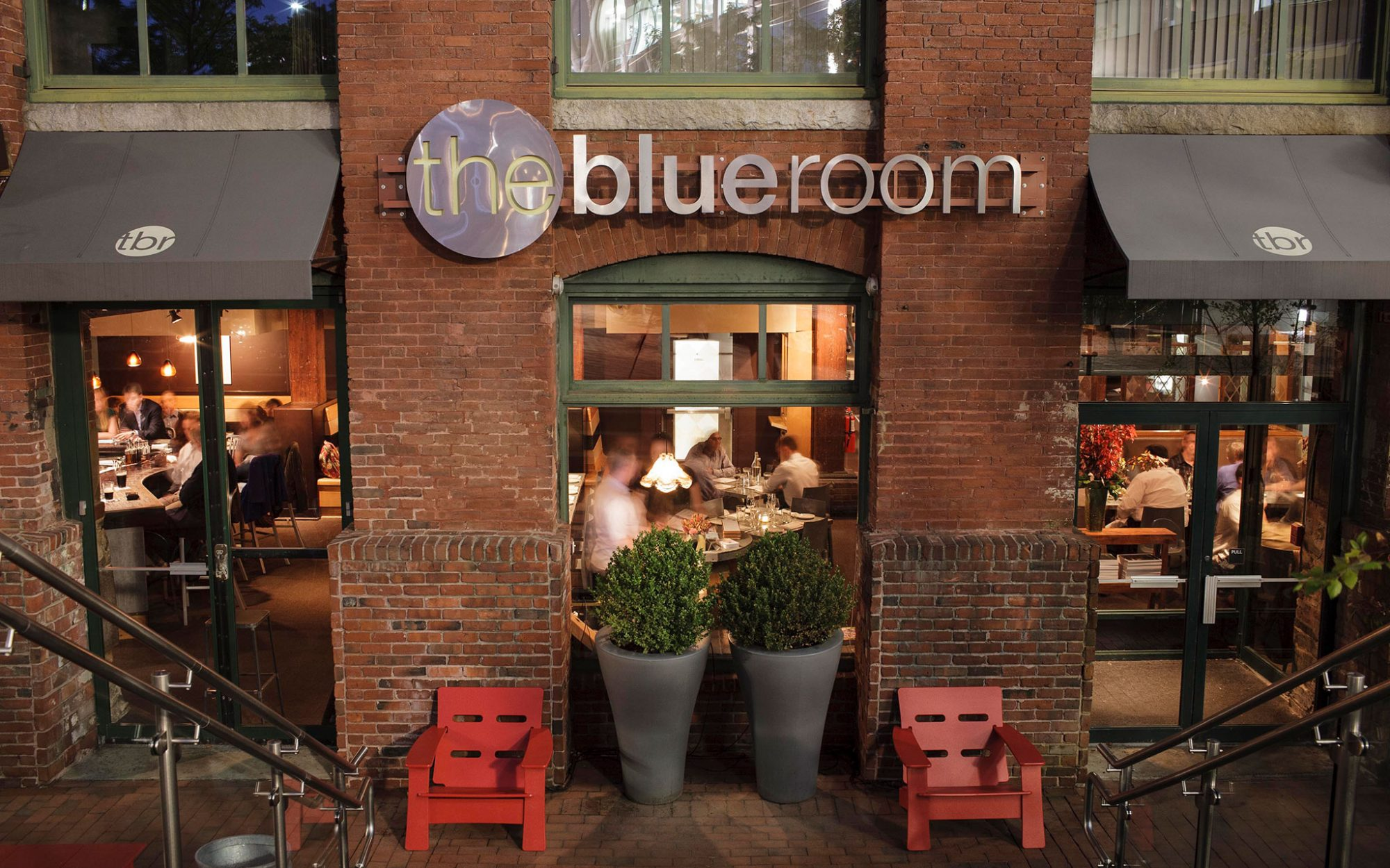 Best Chef's Tables in America: The Blue Room in Cambridge, Massachusetts