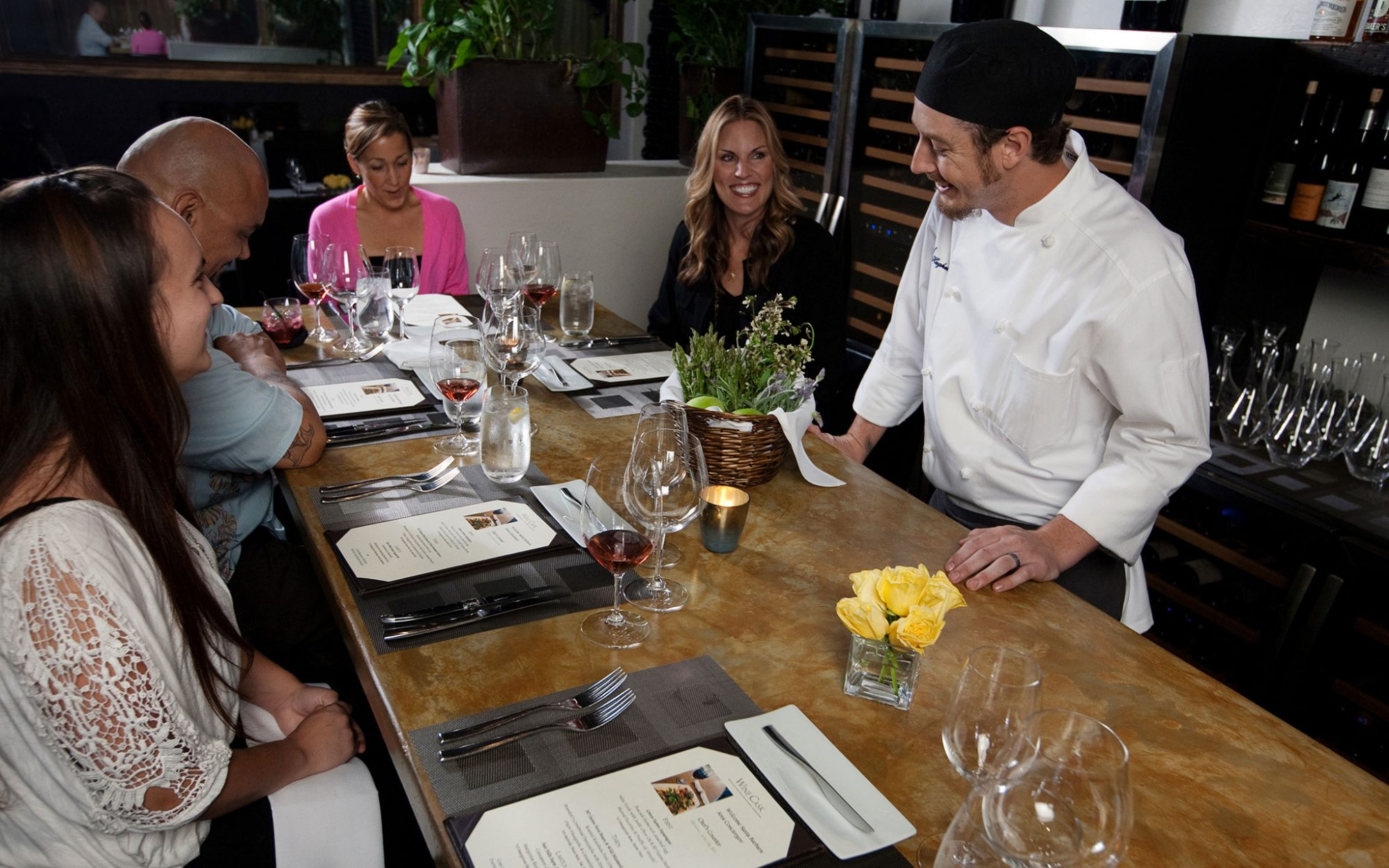 Best Chef's Tables in America: Wine Cask in Santa Barbara, California