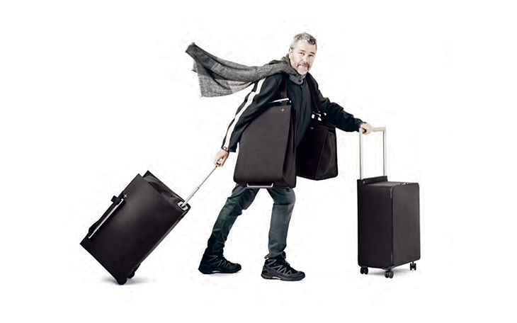 Philippe Starck Luggage Collection