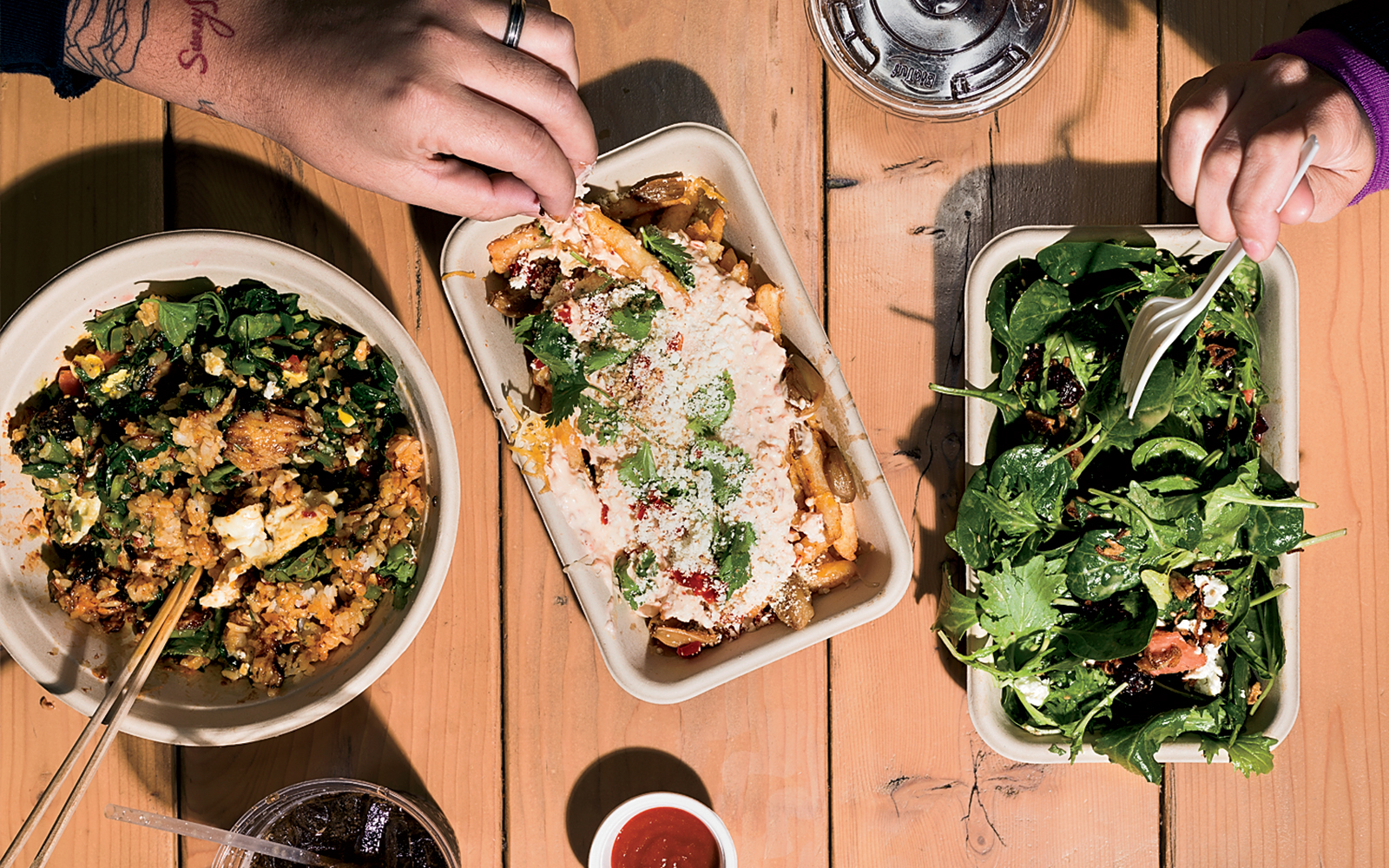 America's Best Cities for Food Snobs