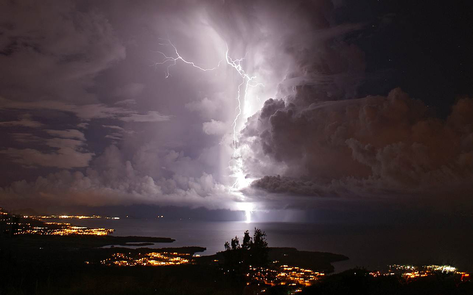Nature's Most Spectacular Light Shows: The Everlasting Storm near the Catatumbo River in Venezuela