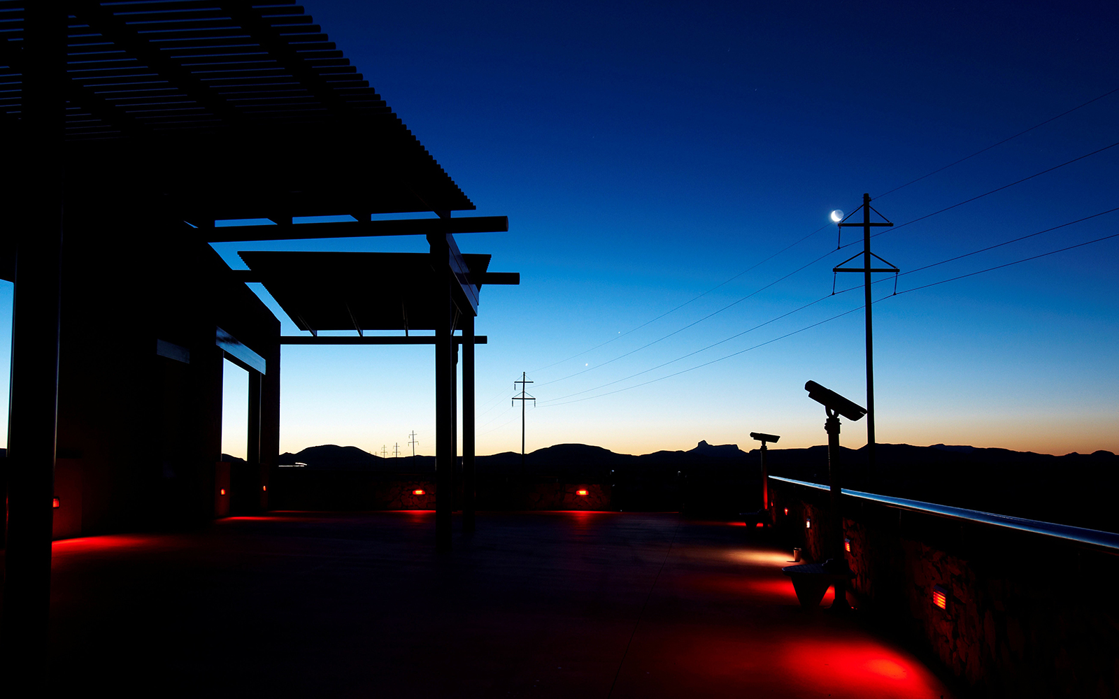 Nature's Most Spectacular Light Shows: Marfa Lights in Marfa, Texas