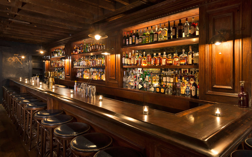 America's Original Speakeasies: Bill's Food & Drink in New York City