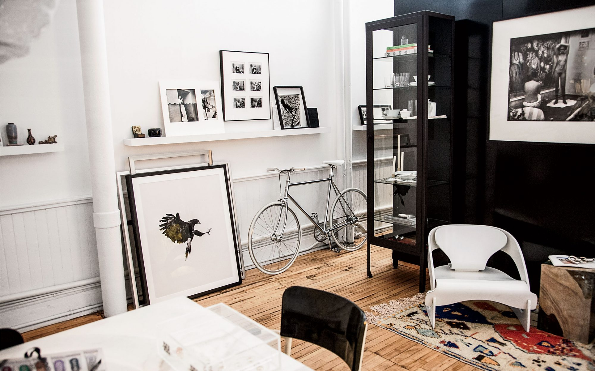 The Stylish Traveler's Guide to Shopping in New York City: The Apartment By the Line