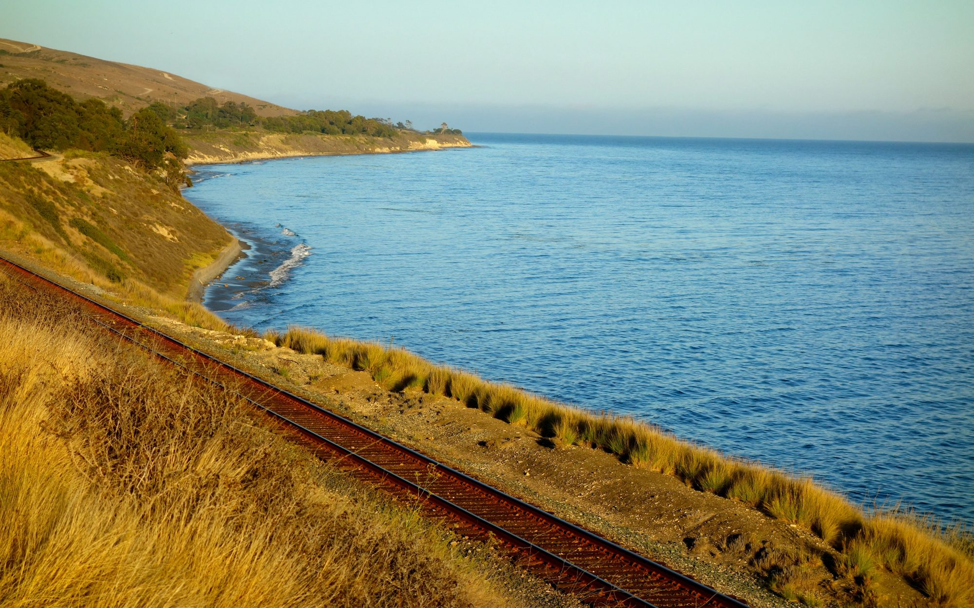America's Most Romantic Train Trips: Amtrak's Pacific Surfliner
