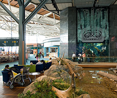 Best Airports for a Long Layover: Vancouver International Airport