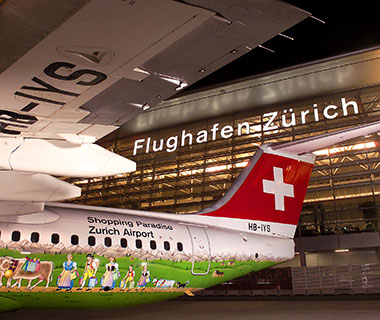 Best Airports for a Long Layover: Zurich Airport