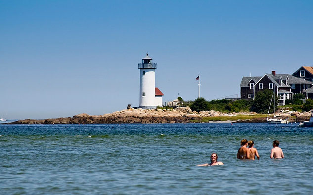 Best Beach Weekend Getaways: Oceanside Living in Cape Ann, MA
