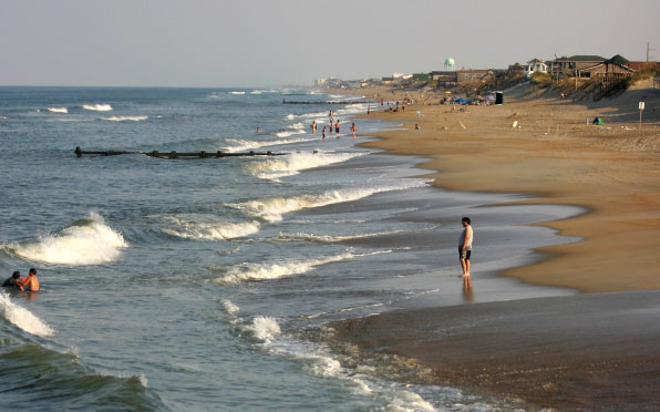 Best Beach Weekend Getaways: Diving North Carolina's Outer Banks
