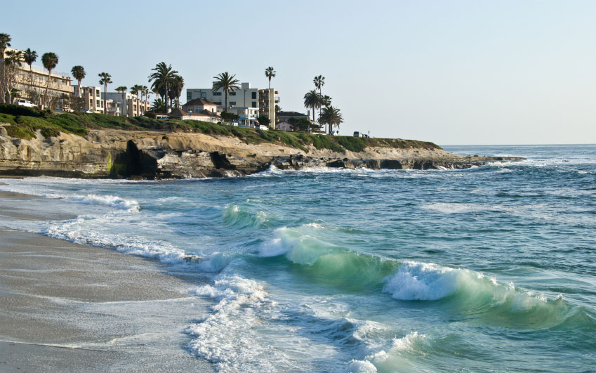 Best Beach Weekend Getaways: Easy Living in La Jolla, CA