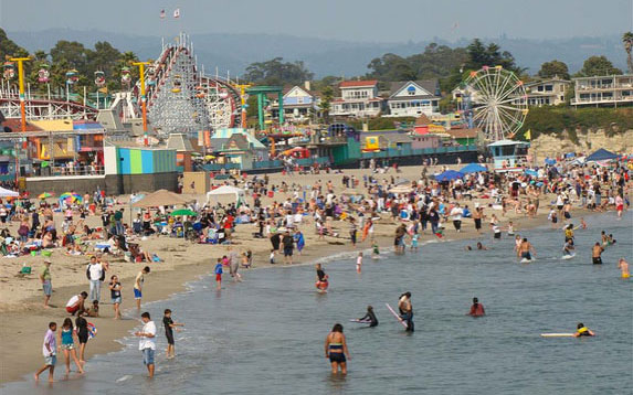 Endless Summer in Santa Cruz