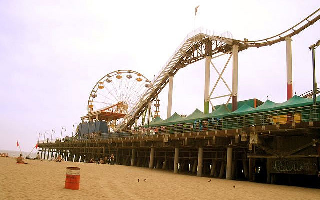 Best Beach Weekend Getaways: Exploring Santa Monica, CA