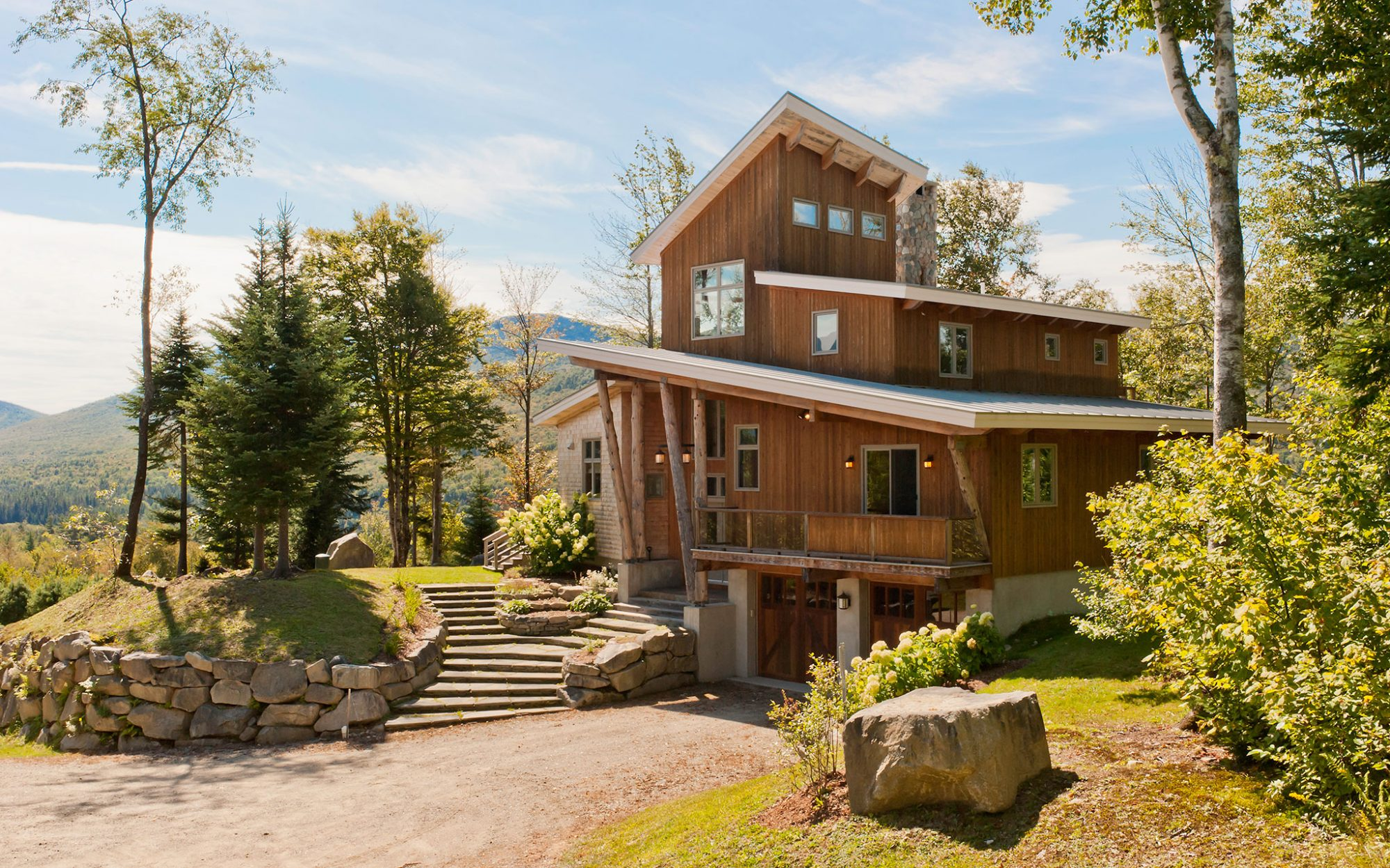 Celebrity Homes You Can Rent: Bode Miller: Carroll, NH