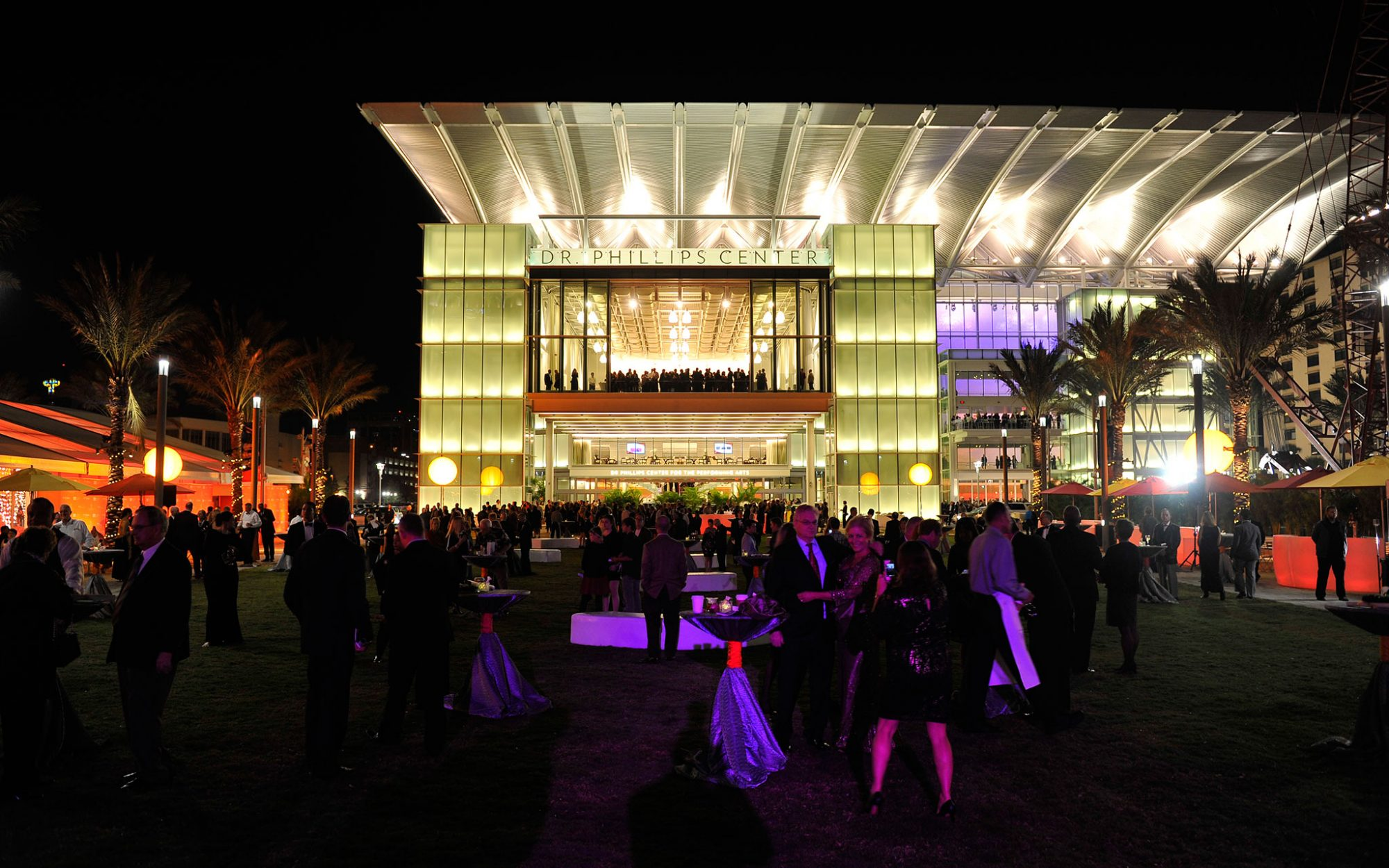 World's Coolest New Tourist Attractions 2015: Dr. Phillips Center for the Performing Arts, Orlando