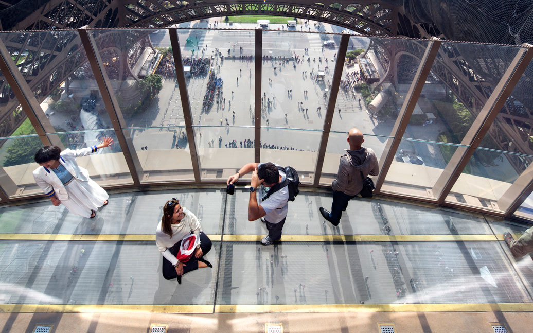 World's Coolest New Tourist Attractions 2015: Eiffel Tower, Paris