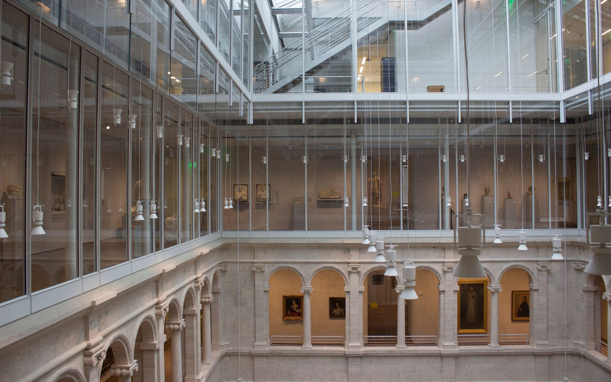 World's Coolest New Tourist Attractions 2015: Harvard Museum Extension, Cambridge, MA