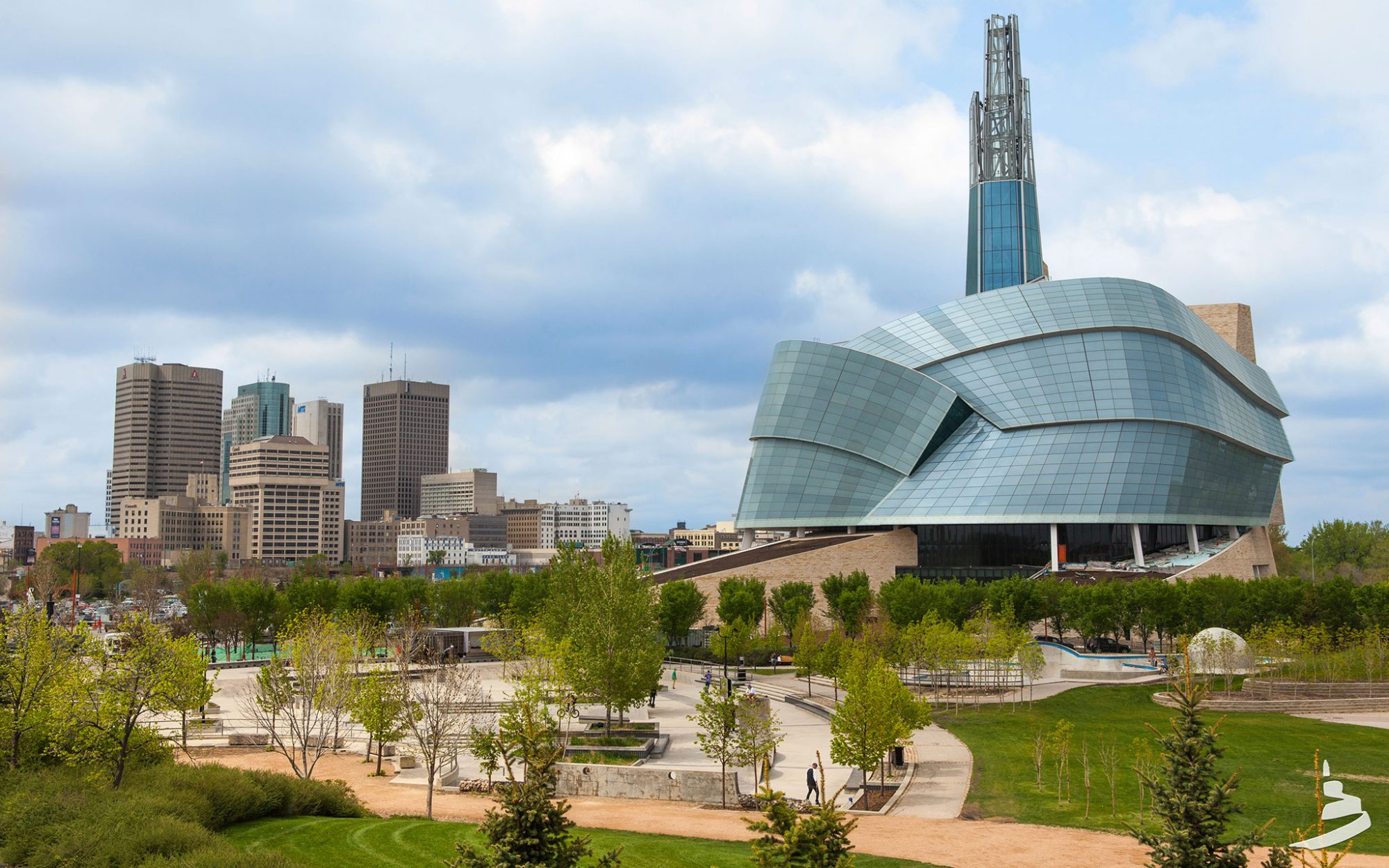 World's Coolest New Tourist Attractions 2015: Canadian Museum for Human Rights, Winnipeg