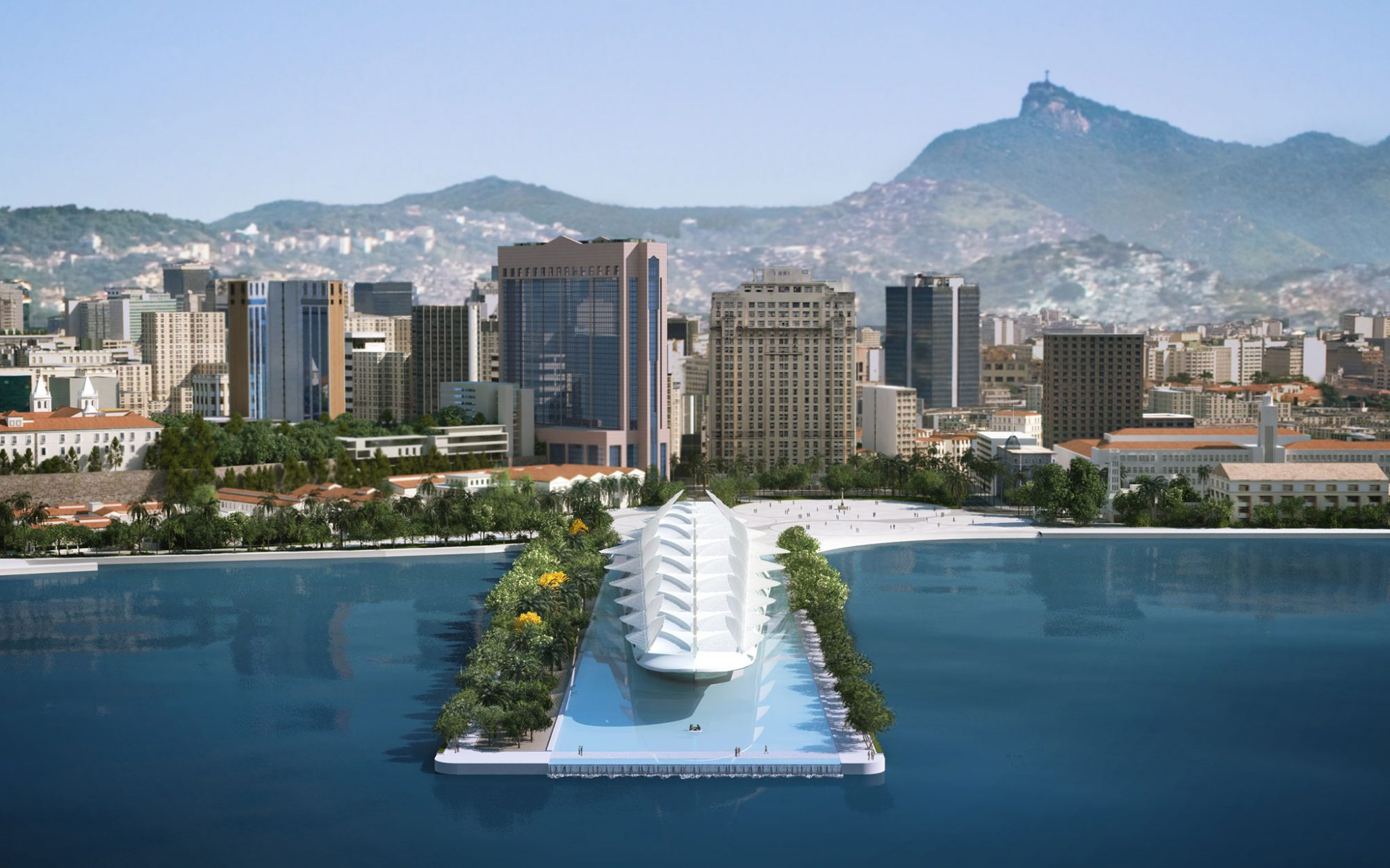 World's Coolest New Tourist Attractions 2015: Museum of Tomorrow, Rio de Janeiro