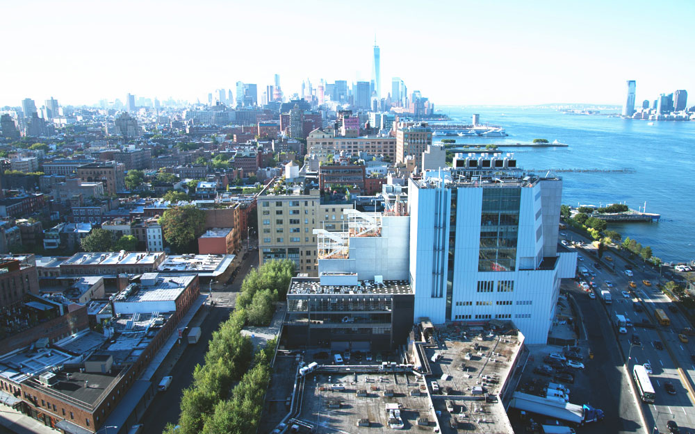World's Coolest New Tourist Attractions 2015: Whitney Museum of American Art, NYC