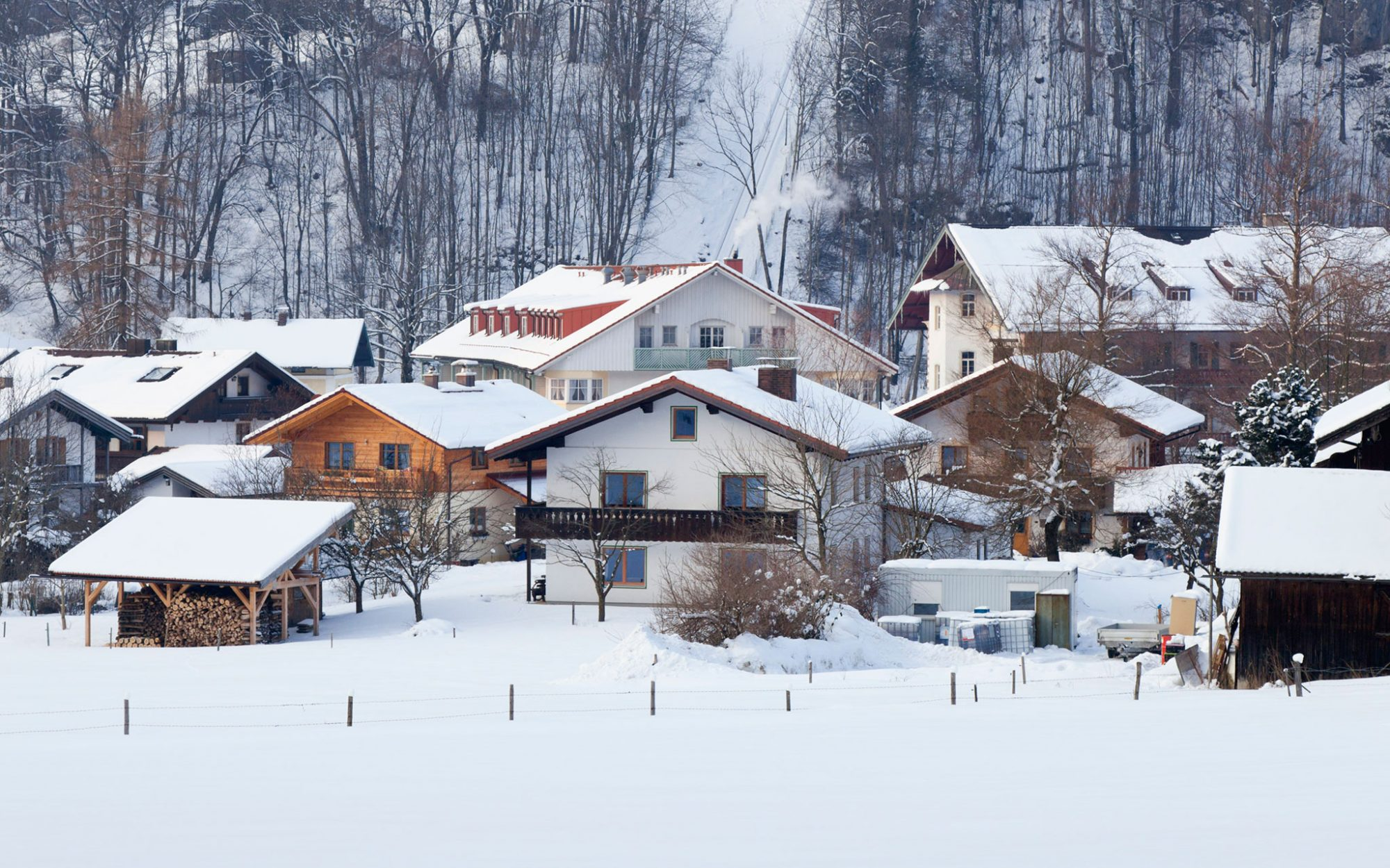Europe's Best Winter Getaways: Aschau im Chiemgau, Germany