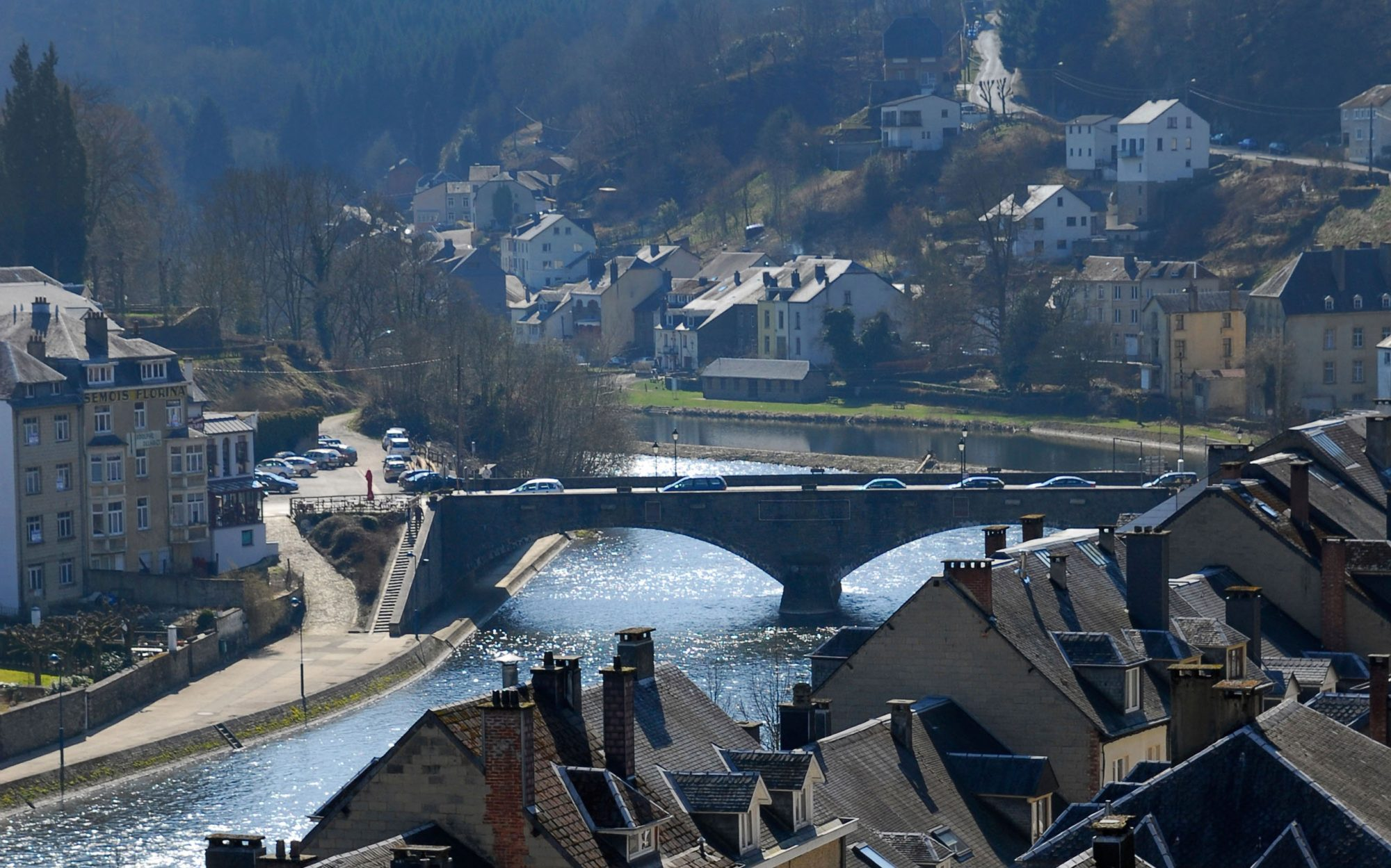 Europe's Best Winter Getaways: Bouillon, Belgium