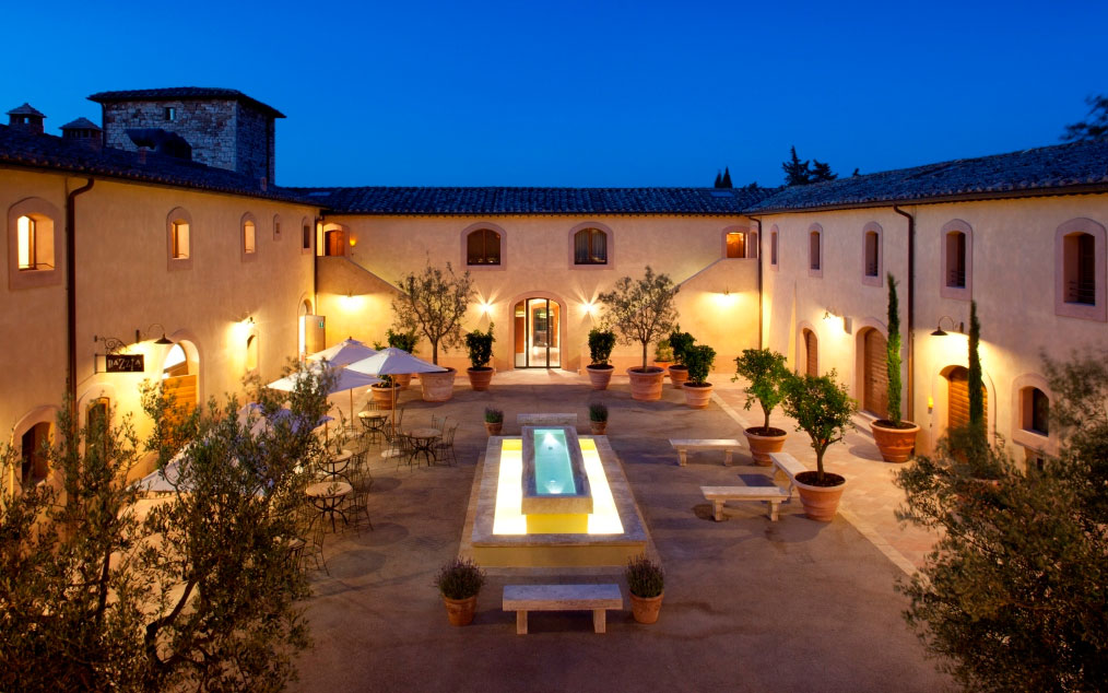World's Most Romantic Hotels: No. 2 Castello di Casole – A Timbers Resort, Casole d'Elsa, Italy