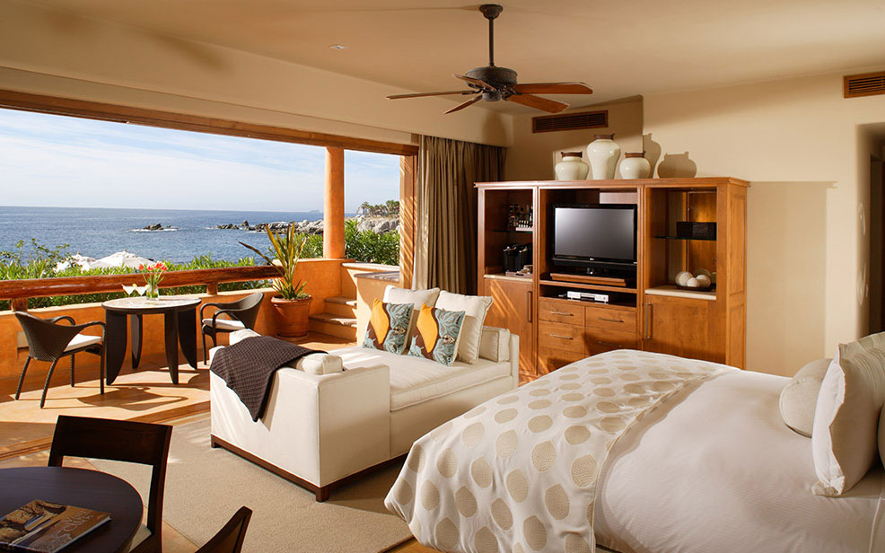World's Most Romantic Hotels: No. 20 (tie) Esperanza, an Auberge Resort, Cabo San Lucas, Mexico