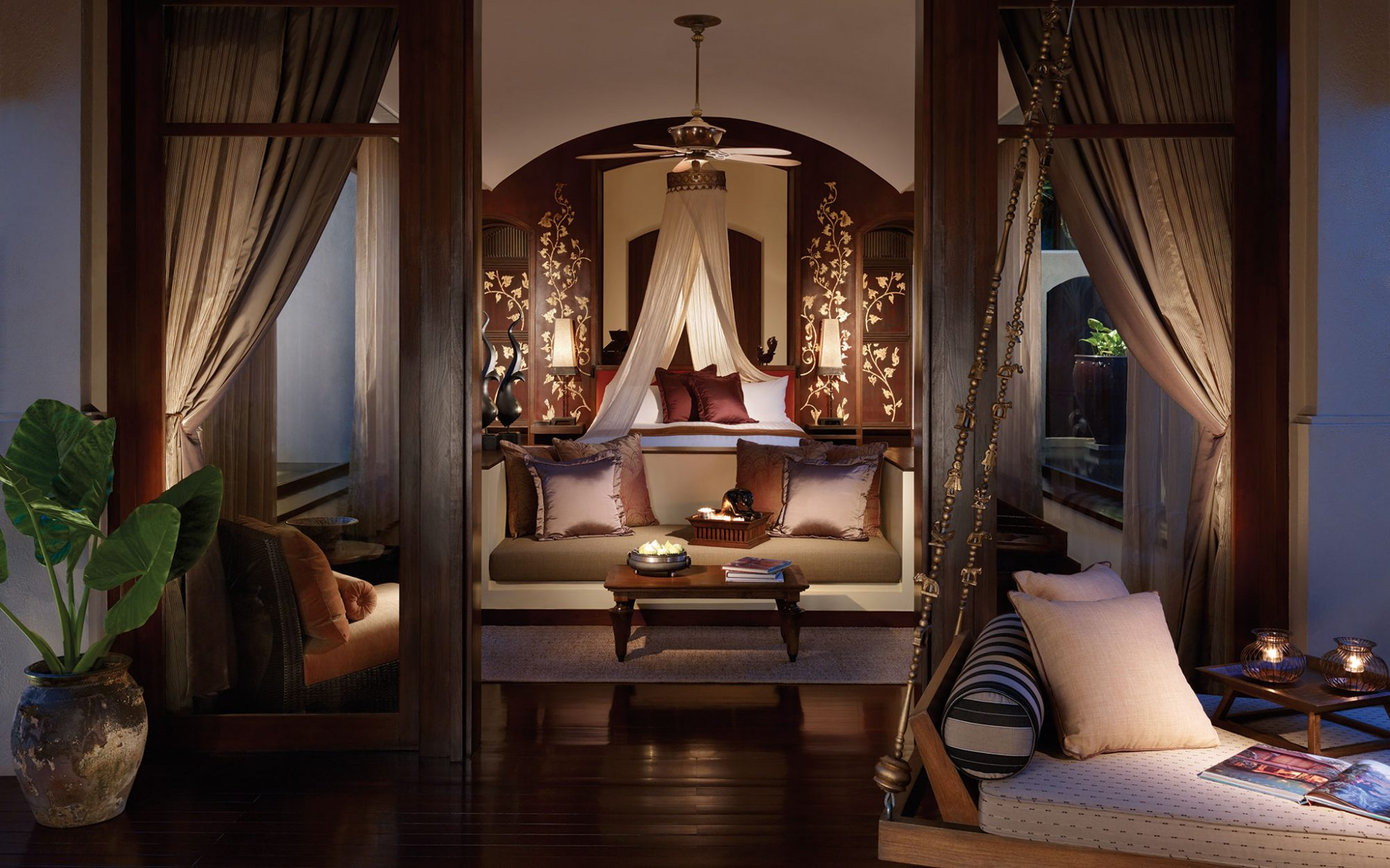 World's Most Romantic Hotels: No. 22 Four Seasons Resort Chiang Mai, Thailand
