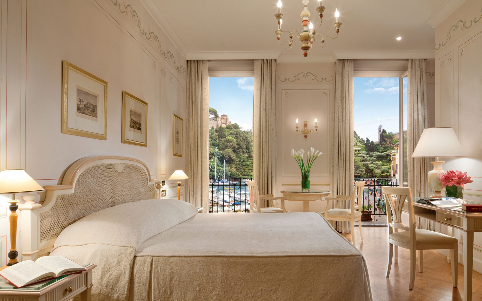 World's Most Romantic Hotels: No. 11 Belmond Hotel Splendido, Portofino, Italy