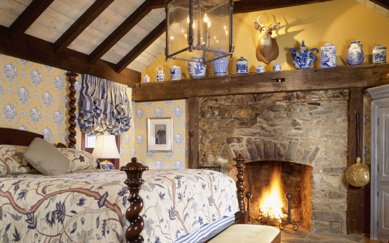 World's Most Romantic Hotels: No. 5 Inn at Little Washington, Washington, VA