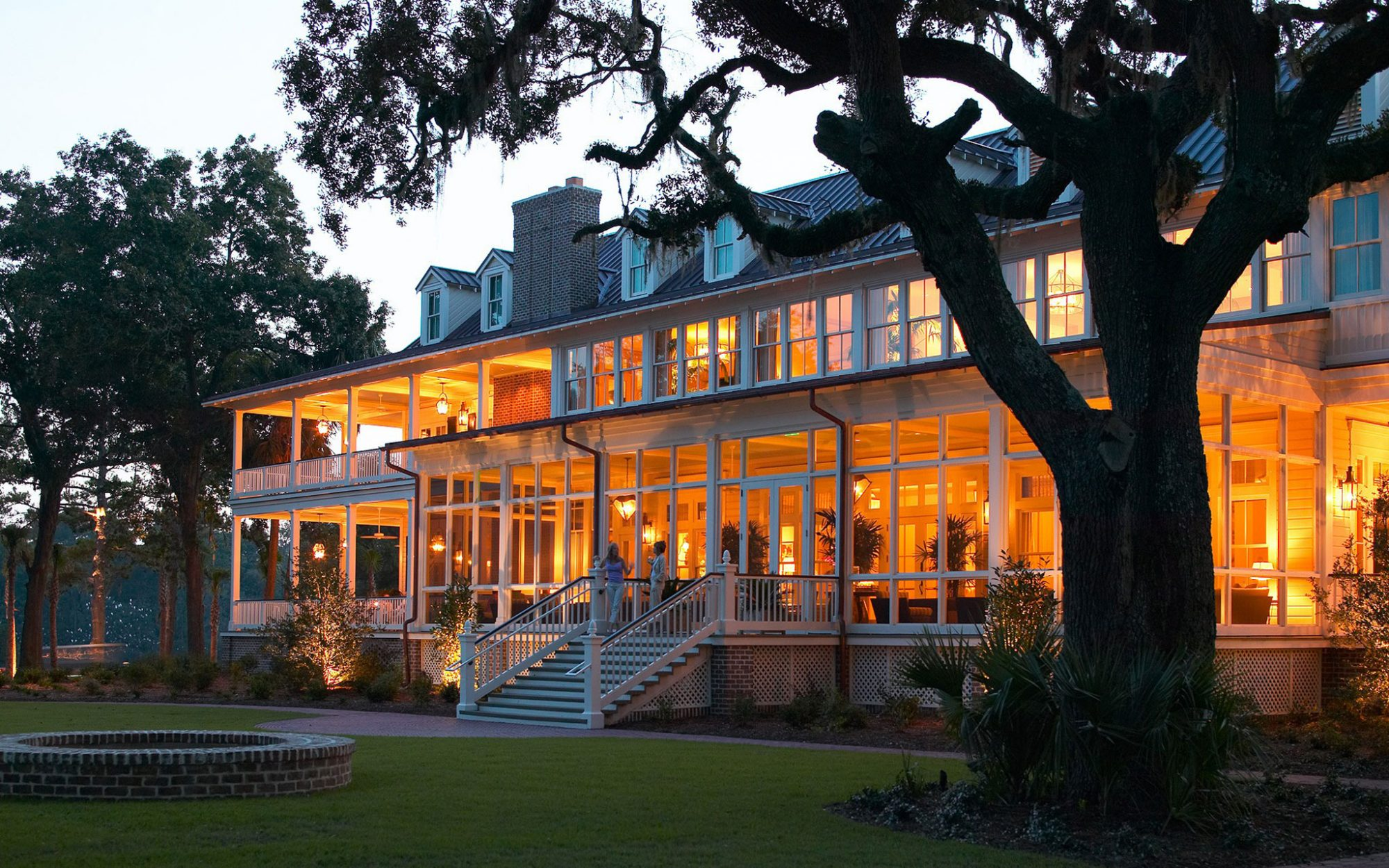 World's Most Romantic Hotels: No. 13 (tie) Inn at Palmetto Bluff, a Montage Resort, Bluffton, SC