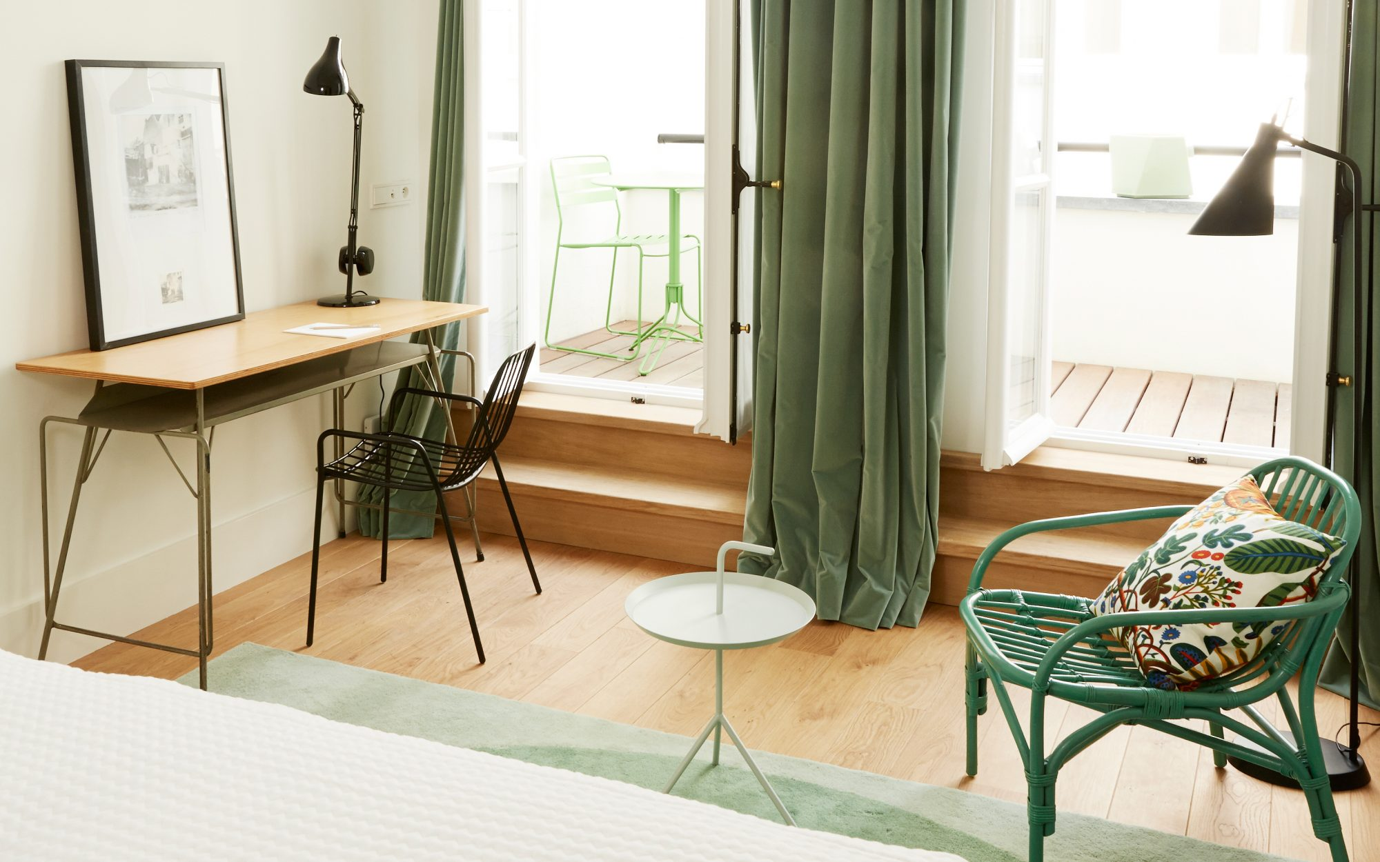 A Hip New Breed of Inns: Hôtel des Galeries, Brussels