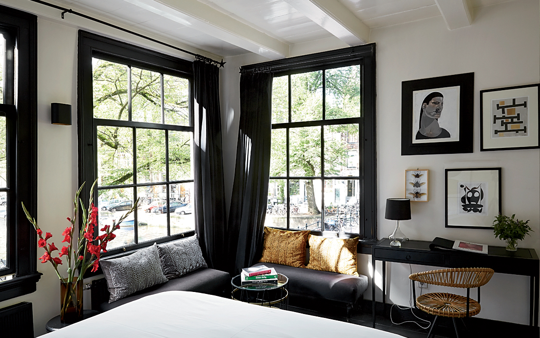 A Hip New Breed of Inns: Maison Rika, Amsterdam