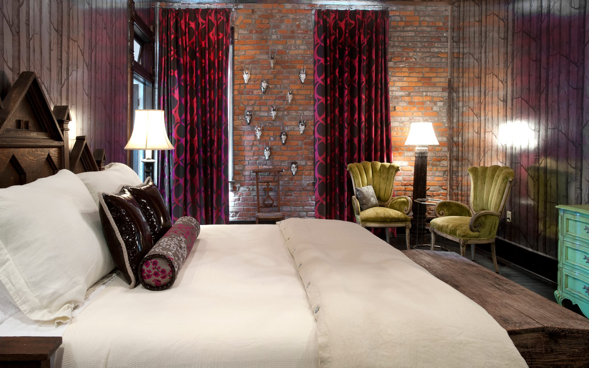 A Hip New Breed of Inns: The Ladysmith, Tishomingo, OK