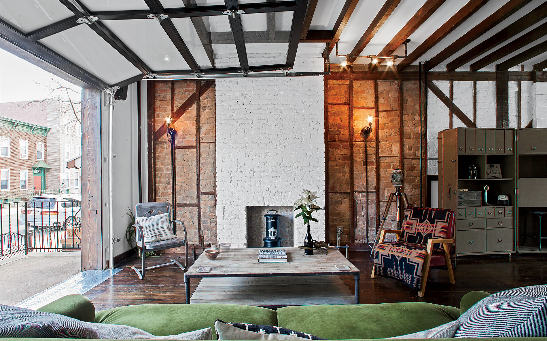 A Hip New Breed of Inns: Urban Cowboy, Brooklyn, NY