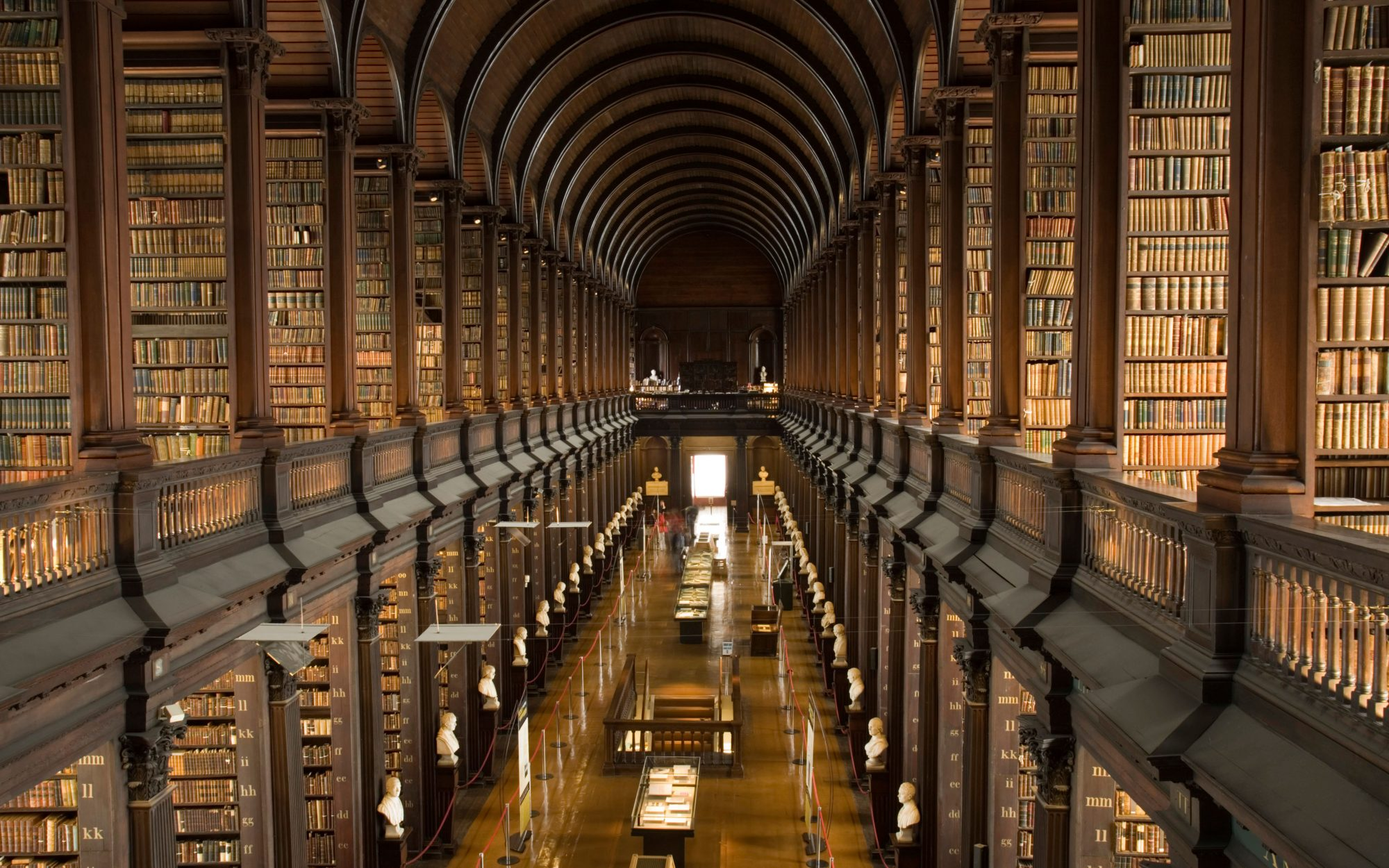 Eight Travel Itineraries for English-Lit Lovers: Dublin