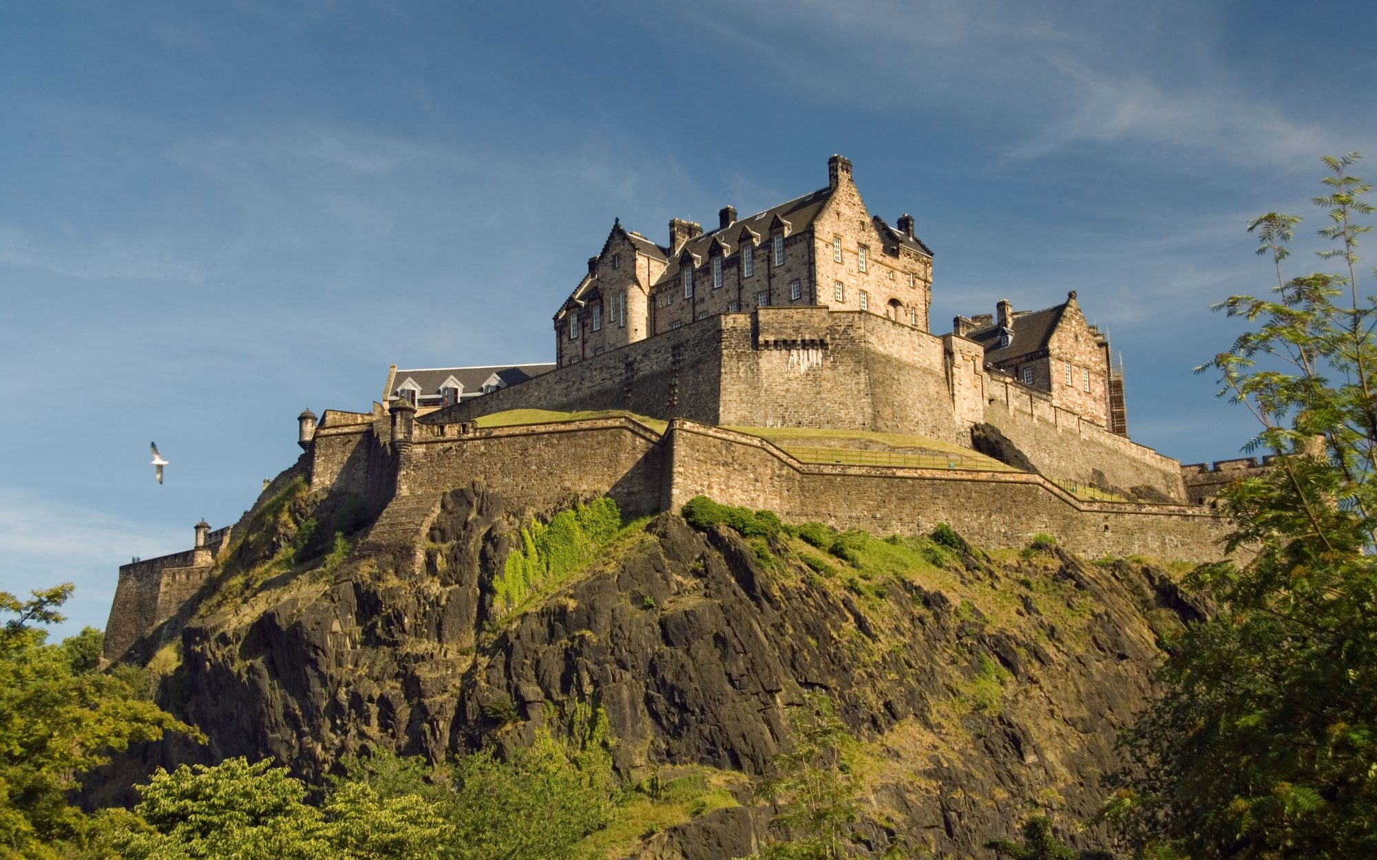 Eight Travel Itineraries for English-Lit Lovers: Edinburgh