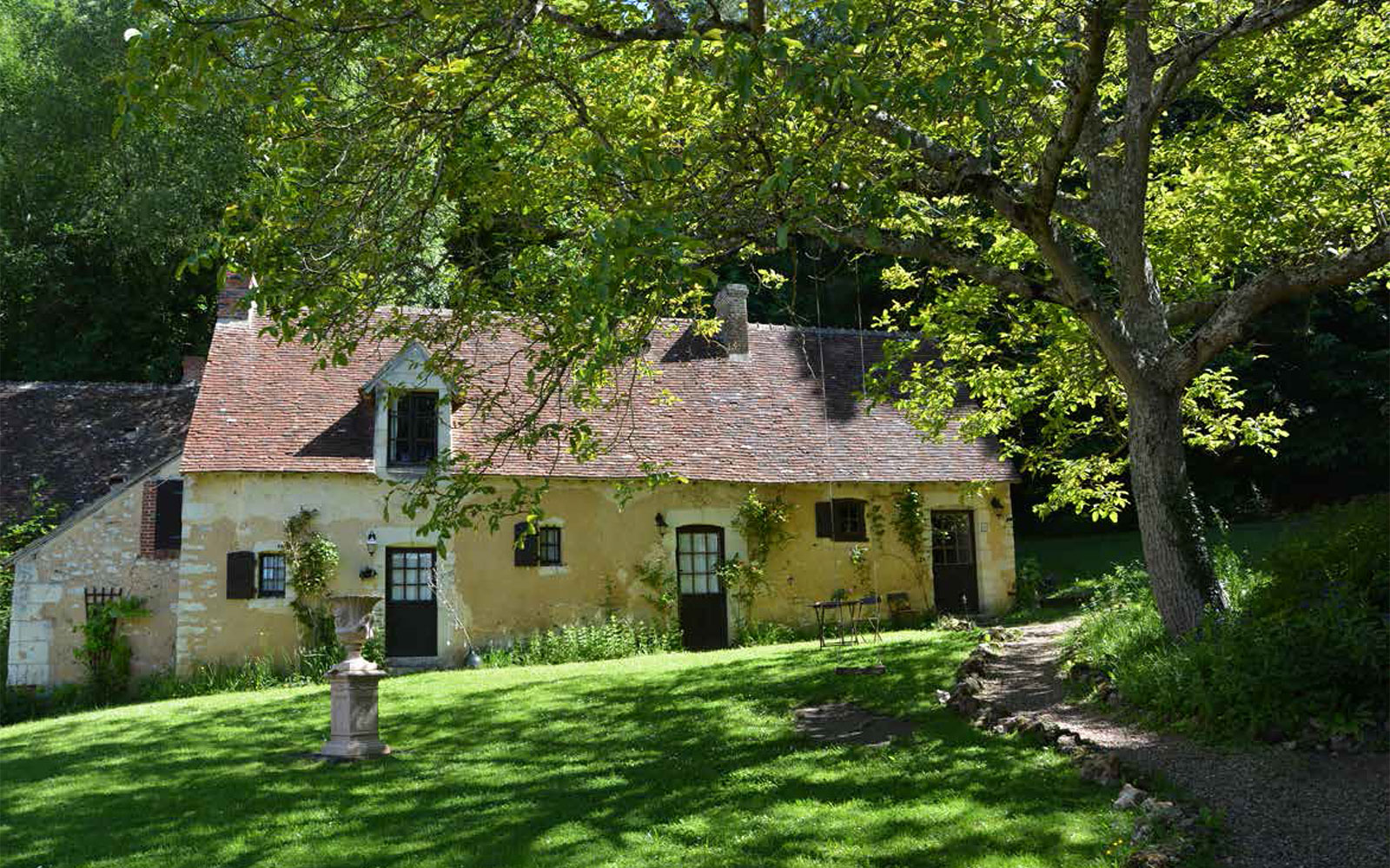 Nine New French Countryside Retreats to Live Out Your Provençal Dream Life: D'Une Ile, Normandy