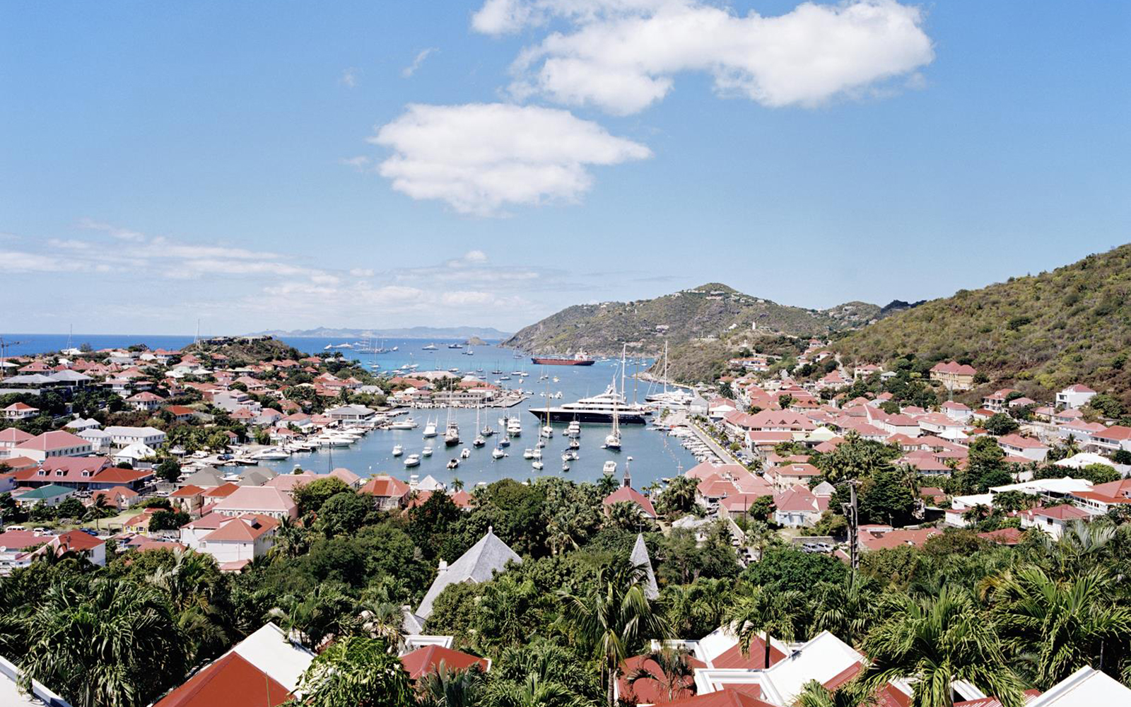 Which Caribbean Island is Right for You?: St. Bart's