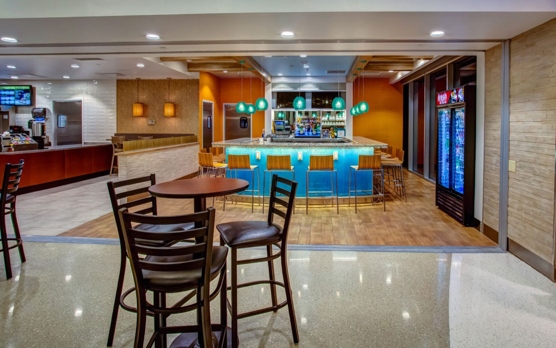 12 Airport Restaurants That Make Going Through Security Way More Rewarding: Pensacola Beach House by Mike Isabella