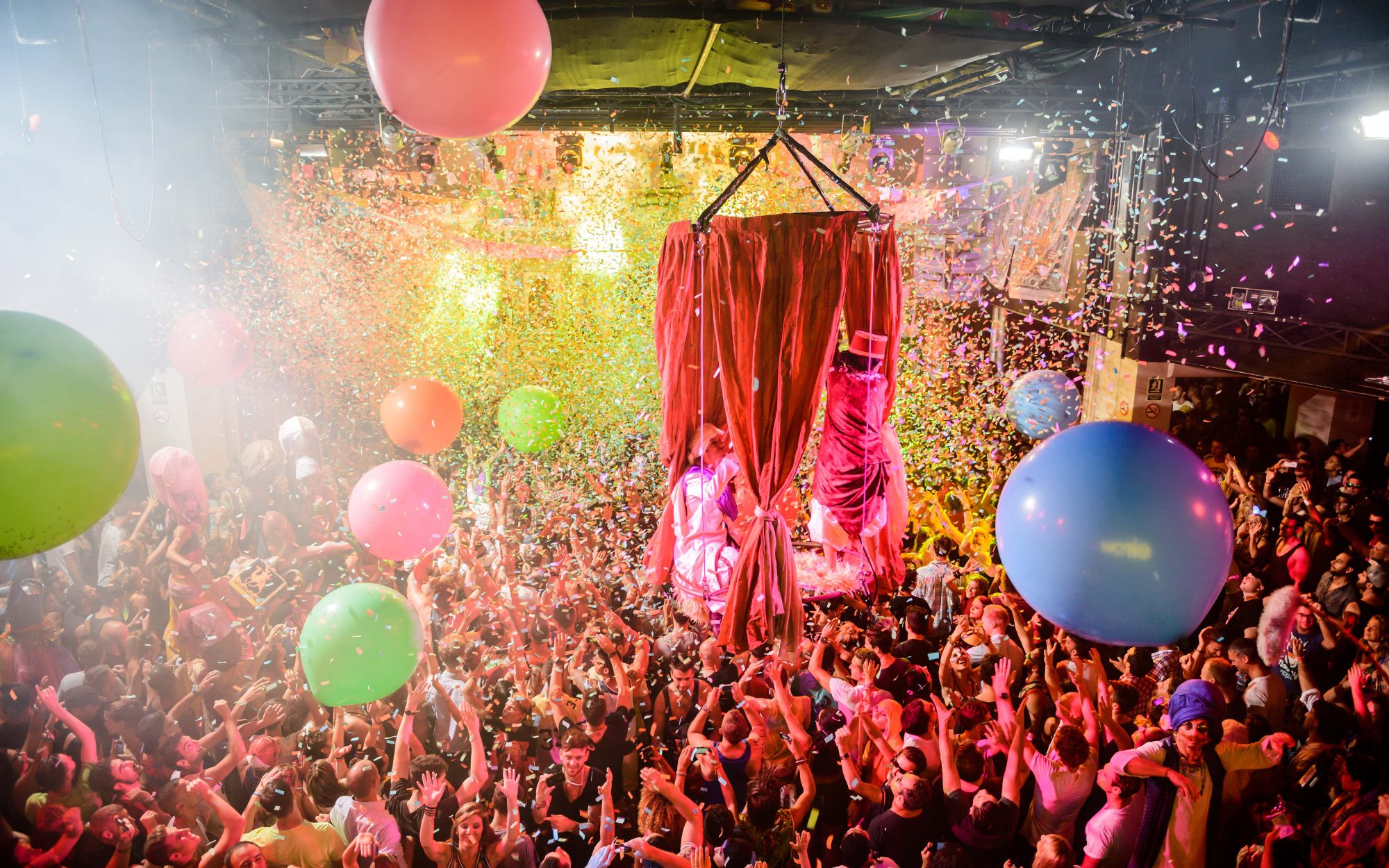 #TLClubLife: 14 Clubs to Hit Before Your Partying Days Are Over