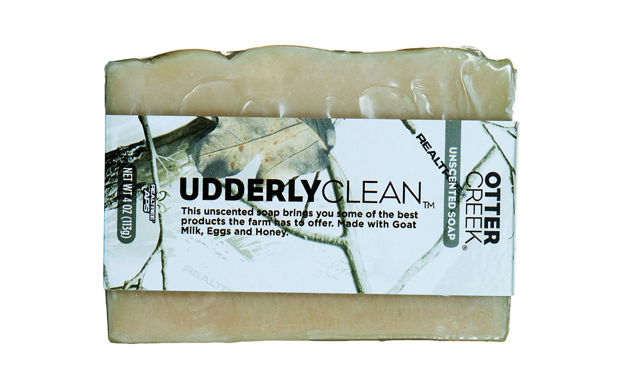19 Liquid-Free Beauty Products for a Spill-Proof Carry-On: Otter Creek Udderly Clean Soap